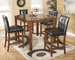 dining room table ashley furniture home: ashley theo pc pub set d  ashley theo pc pub set