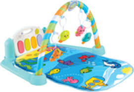 Развивающая игрушка Жирафики <b>Коврик Морские истории</b> ...