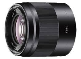 <b>Объектив Sony SEL-50F18</b>, Черный - купить в Москве в ...