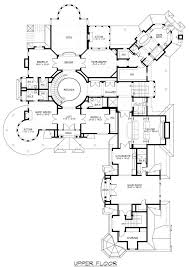 115 best architecture floor plans images on pinterest Coastal Ranch House Plans second floor plan of farmhouse luxury victorian house plan 87642 coastal ranch home plans