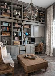 5cf53 home office library ideas 01 1 kindesign pixers adds color and vitality to a relaxing beautiful relaxing home office design idea