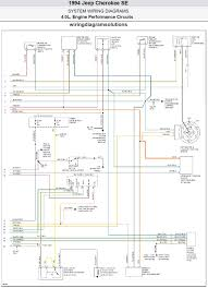 1994 jeep xj wiring diagram 1994 wiring diagrams