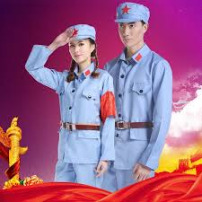<b>Adults Men Ancient</b> Chinese Eight Route Army uniform ...