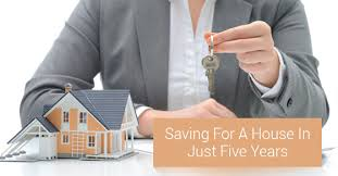 Five Year Plan To Buy A House   Kevin ThatcherSavings To Buy House