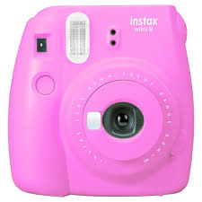 <b>Fujifilm Instax Mini</b> 9 Camera - Flamingo <b>Pink</b> : Target