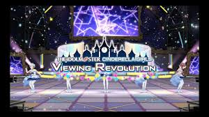 THE <b>iDOLM</b>@<b>STER</b> Cinderella Girls: Viewing Revolution - Launch ...