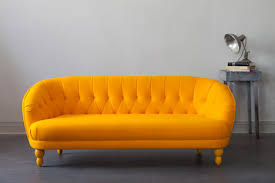bethan gray for workhouse bright coloured furniture