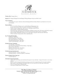 server duties for resume getessay biz example banquet set up sample for server duties for