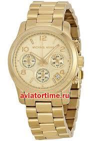 <b>Часы MICHAEL</b> KORS MK5055 Runway. <b>Женские</b> наручные часы.