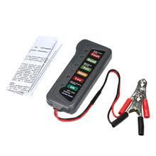 6-светодиодный дисплей Цифровой <b>тестер</b> батареи Генератор ...