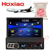 "hoxiao <b>1 din Car</b> Stereo audio Radio Bluetooth <b>1DIN 7</b>"" HD ..."