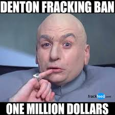 These pro-fracking memes are almost as bad for the planet as ... via Relatably.com