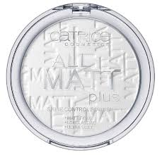 Catrice <b>Пудра</b> компактная All <b>Matt</b> Plus Shine Control <b>Powder</b> 001 ...