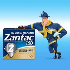 Zantac 150 | Maximum Strength Zantac | Zantac® (Ranitidine HCl)
