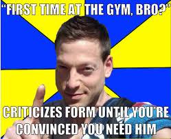 NEW MEME: Personal Trainer Pete - Bodybuilding.com Forums via Relatably.com
