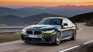 2021 BMW <b>M5</b> CS revealed – lighter, faster <b>M5</b> gets 626bhp | evo