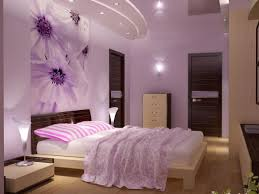 beautiufl stylish bedroom lighting design in amazing ceiling along with pretty floral wallpaper and floral duvet bedroom lighting design