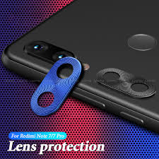Armor Protection <b>Back Camera Lens Case</b> For Xiaomi Redmi Note 7 ...