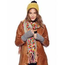 Flower Crochet <b>Scarf</b> | <b>Womens Scarves</b>| <b>Bohemian Scarf</b> | Nirvanna ...