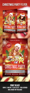 christmas party flyer template fêtes de noël sexy et christmas party flyer template graphicriver christmas party flyer template size 4 by 6 inch
