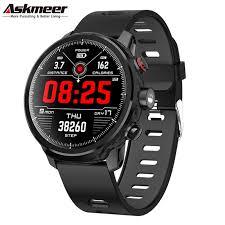 New <b>L5 Smart Watch</b> Men IP68 Waterproof Multiple Sports Mode ...