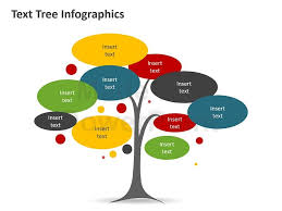 tree diagram infographic  editable powerpoint templatetree diagram infographic  powerpoint presentation
