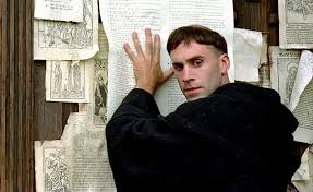 Martin Luther s    Theses by Presbyterians of the Past