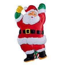 <b>Панно</b> декоративное новогоднее <b>Дед мороз</b> с колокольчиком ...