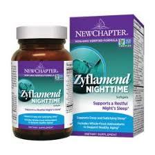 New Chapter <b>Zyflamend Nighttime 60</b> Softgels | Pharmaca