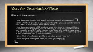 how to select dissertation topic or thesis statement how to select dissertation topic or thesis statement