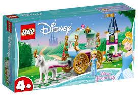<b>Конструктор LEGO Disney</b> Princess 41159 Карета Золушки ...