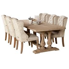 Dining Room Table Chair Nice 6 Chair Dining Table On Rustic 6 Seat Dining Room Table Chair