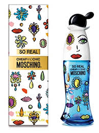 Moschino Cheap and Chic so Real for Women Eau ... - Amazon.com