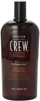 <b>American Crew Firm</b> Hold Styling Gel, 33.8-Ounce Bottle: American ...