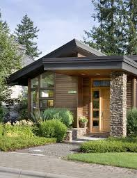 A small modern house  If you are on the budget this plan is a good    A small modern house  If you are on the budget this plan is a good choice    Small homes   Pinterest   Single Story Homes  Modern and House