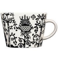 <b>Чашка кофейная Taika</b>, черная | ООО «Арника+»