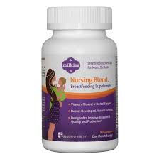 <b>Nursing Blend</b> - <b>Milkies</b> by Fairhaven Health