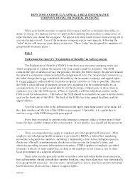 insurance appeal letter best letter examples insurance claim denial letter sample insurance claim denial letter zsc7aalz