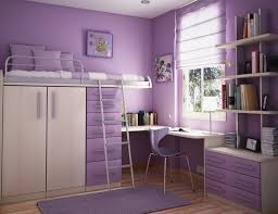 bedroom purple teenage girl bedroom ideas with modern bunk beds feat corner slim desk units bedroom desk unit home