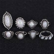 Compare Prices on <b>925 Sterling Silver</b> Natural Stone Ring for ...