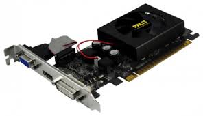 <b>Видеокарта Palit GeForce GT</b> 610 810Mhz PCI-E 2.0 2048Mb ...
