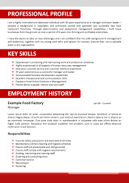 corporate resumes template corporate resumes