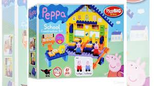 <b>Конструктор</b> фирмы <b>Big Школа</b> Свинки Пеппа купить в ...