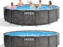 бассейн <b>intex</b> каркасный 457 х 122 см с фильтром - Авито ...