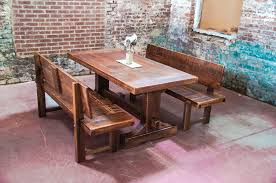 Trestle Dining Room Sets Full Size Of Narrow Solid Wood Distressed Trestle Dining Table