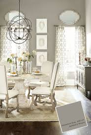 gray dining room table living