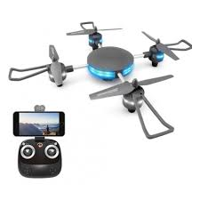<b>Квадрокоптер HJ TOYS HJ</b>-W606-9-480P <b>Lily</b> mini (камера ...