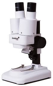 <b>Микроскоп Levenhuk 1ST</b>, бинокулярный по цене 4 690 руб ...