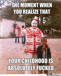 Creepy Clown Memes. Best Collection of Funny Creepy Clown Pictures via Relatably.com