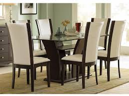 Round Glass Dining Room Table Room Set Furniture Decor Home Sweet Dining Ideal Dining Room